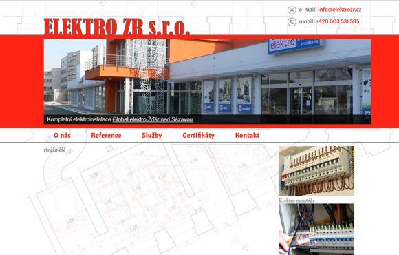 Elektro ZR s.r.o.