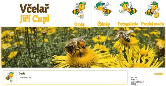 Včelař Cupl